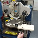Cosmetic Industry Powder Press Machine