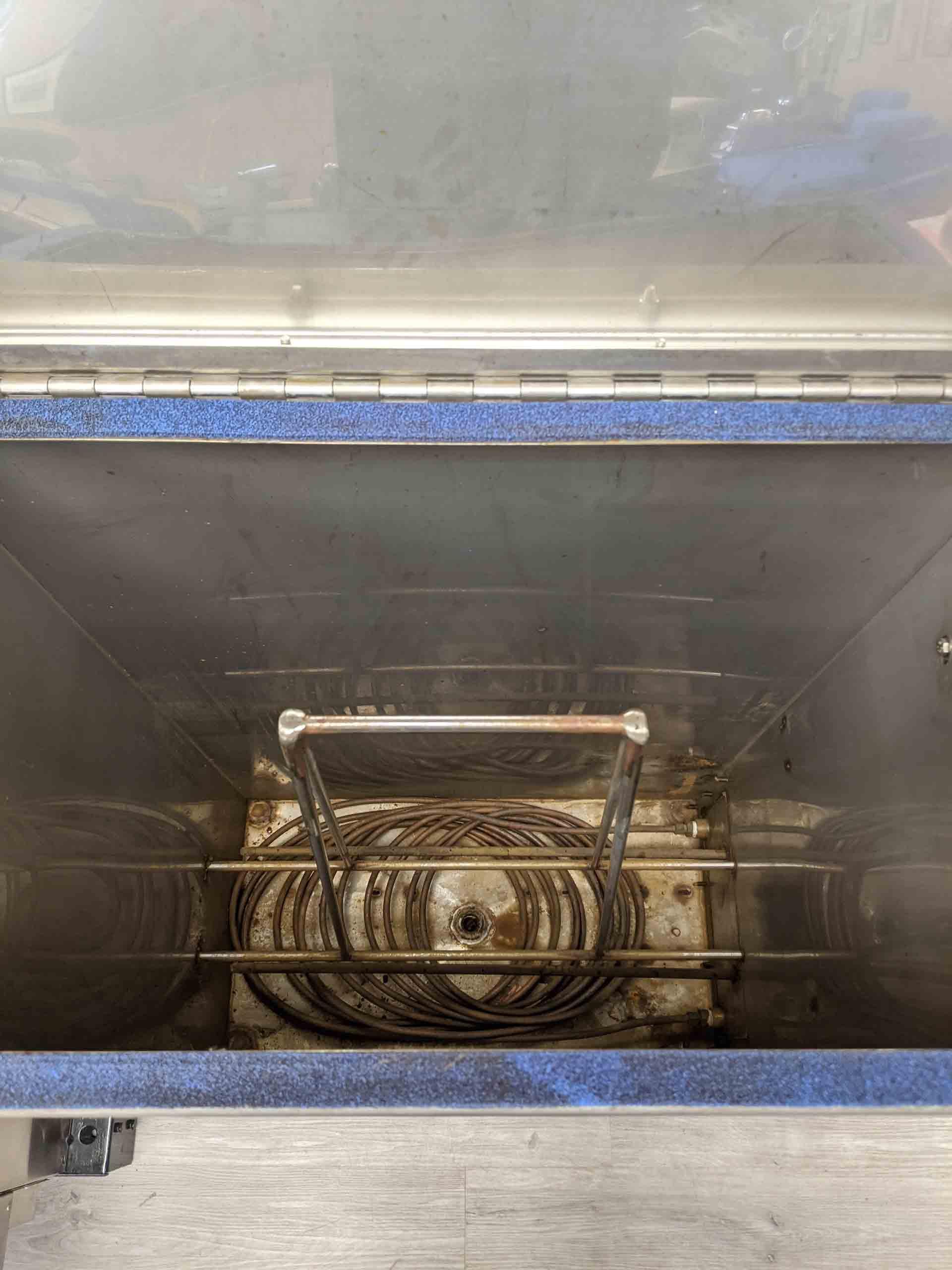 Auto Upholstery Industry Automotive Trim Steam Box Inside