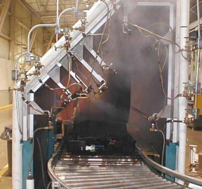 UpholSTREAM Steam Tunnel Left