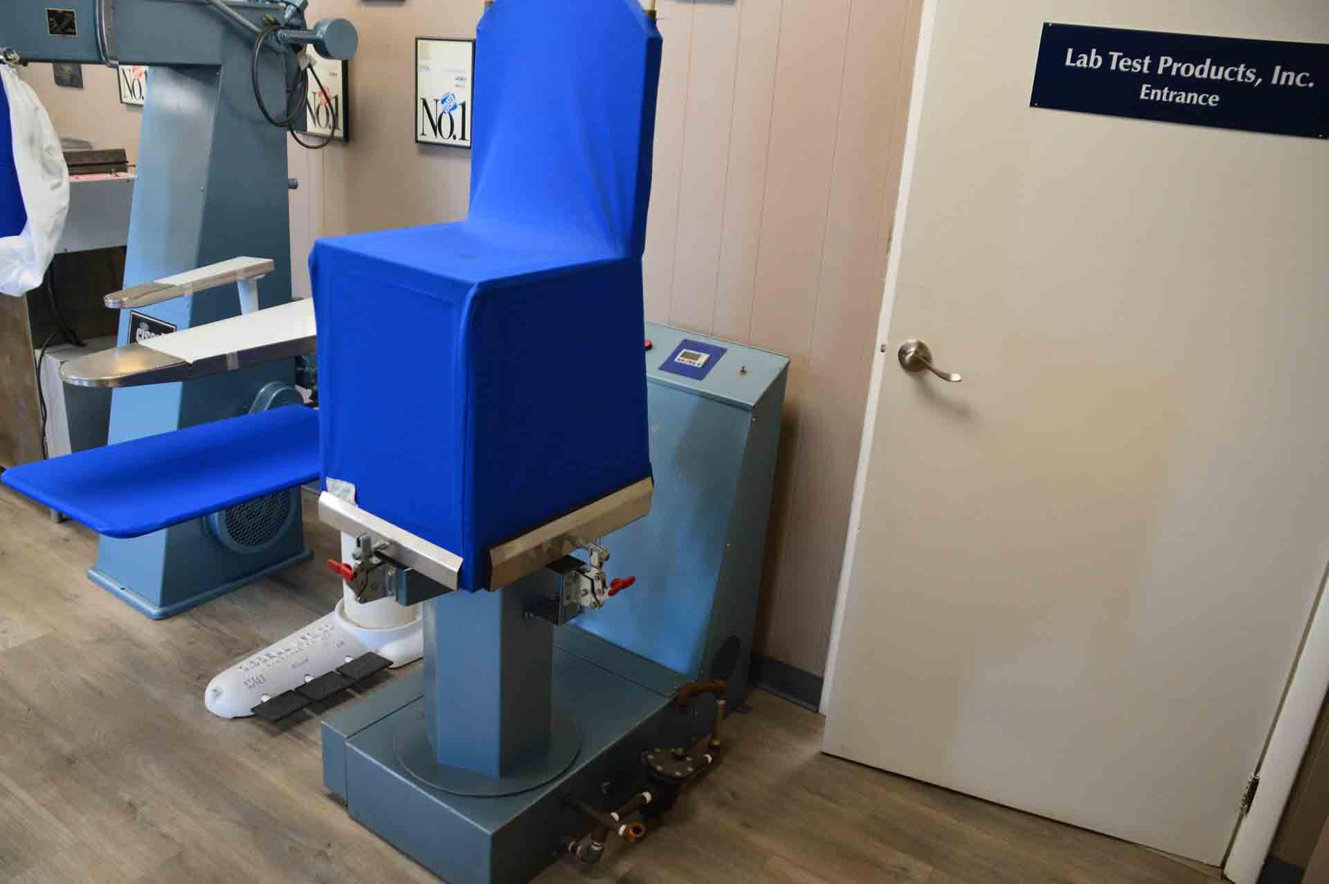 Custom Machine Hot Seat