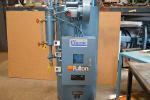 Fulton Gas Fired Steam Boiler