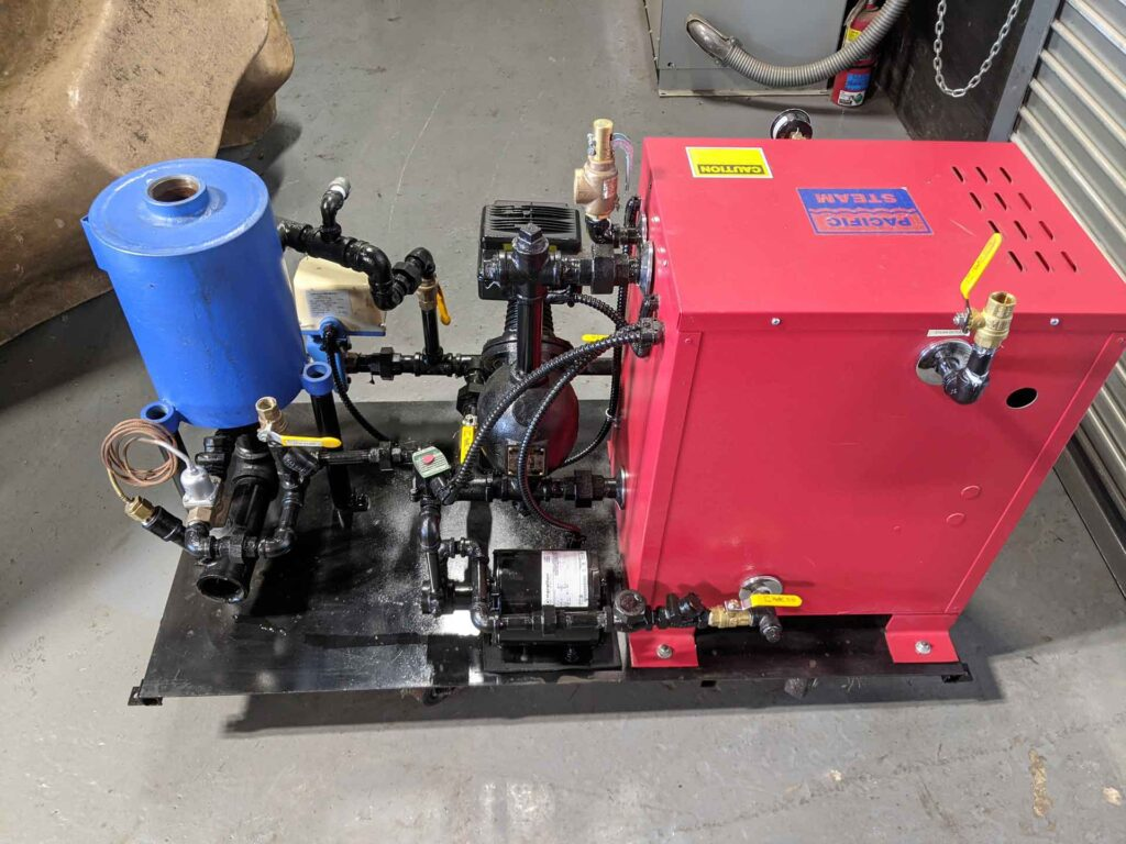 Pacific Steam HP Steam Generator
